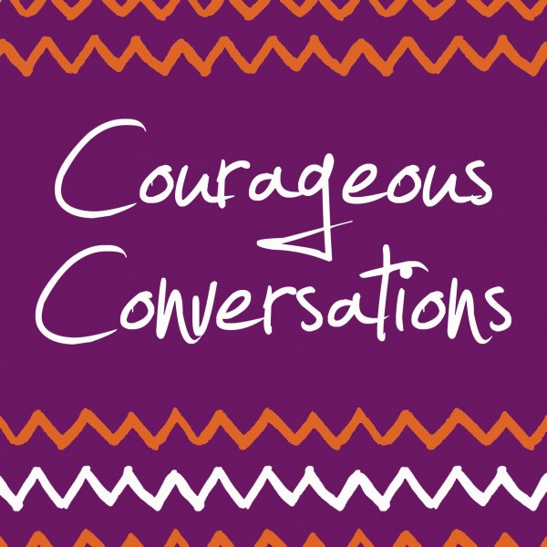 Courageous Conversations artwork